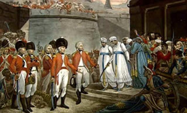 Dominion Over India