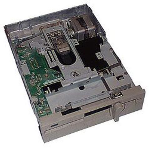 IBM creates the first floppy drive