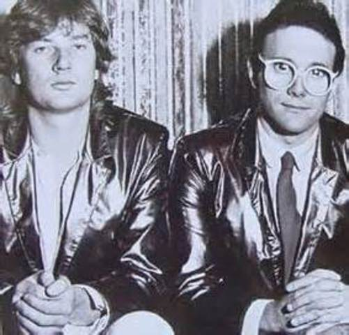 synth pop, The buggles