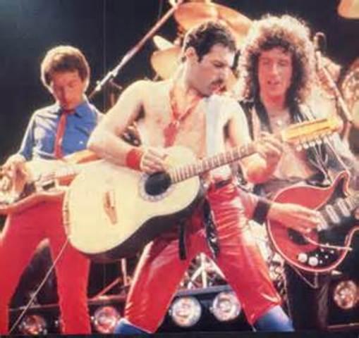 Thash metal.Queen