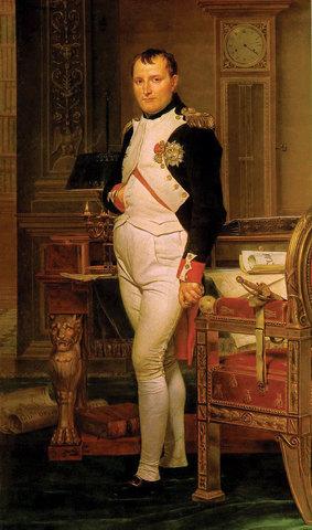 Napoleão volta à França