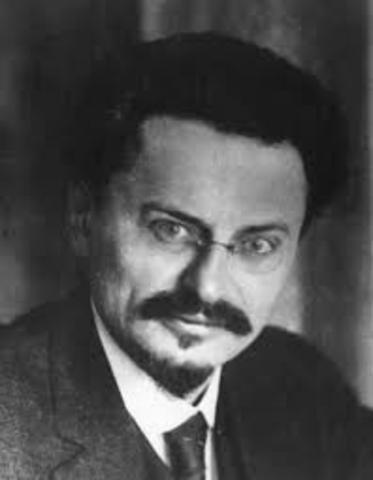 Muerte de Trotski