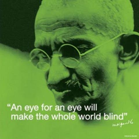 Nothing Can Stop Gandhi