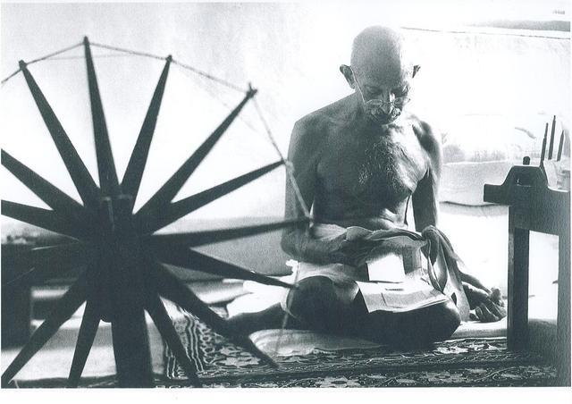 The Weaving Wheel