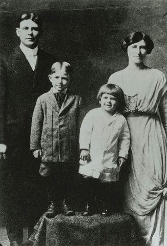 Reagan Family
