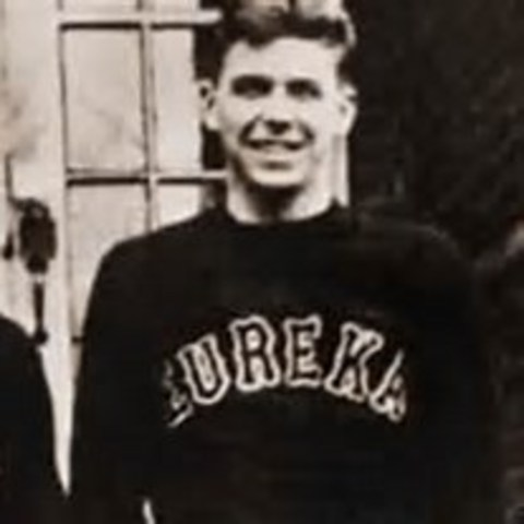 Reagan in College