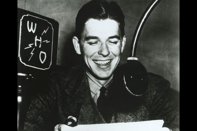 Reagan as a broadcaster