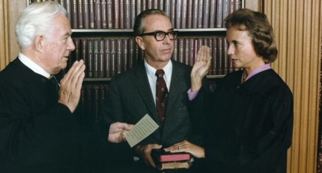 First woman Supreme Court