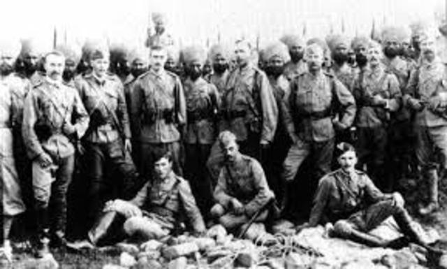 The Rowlatt Acts and The Massacre of Armisatar