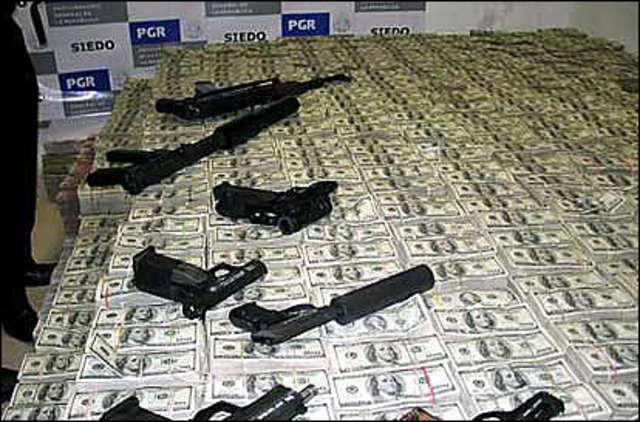 Weapon Trafficking