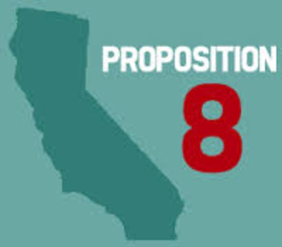 California Proposition 8