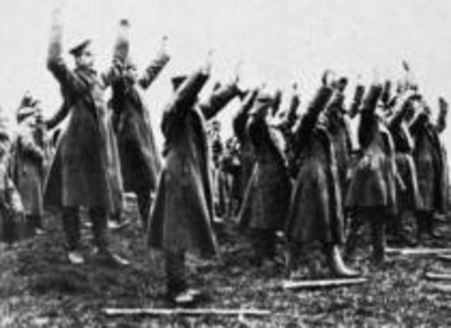 Russians Defeated at Tannenburg and Masurian Lakes