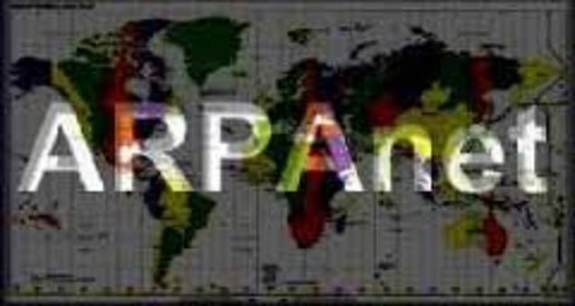 ARPAnet (first Internet) was invented