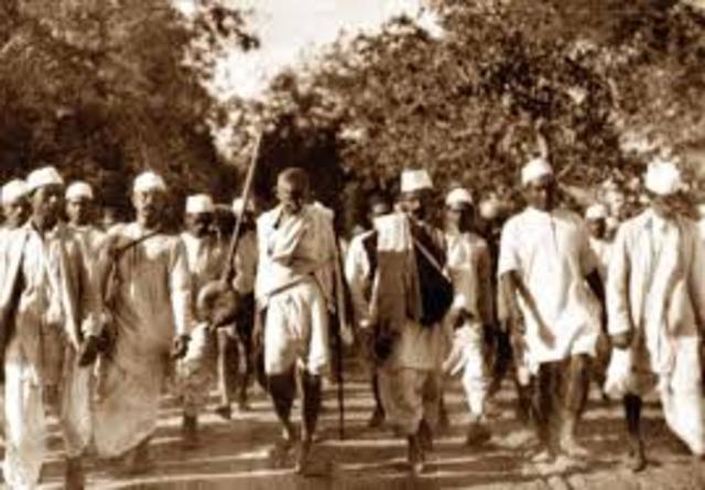 Gandhi Comes Up with the Term Satyagraha