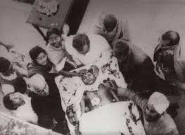 Gandhi Assasination