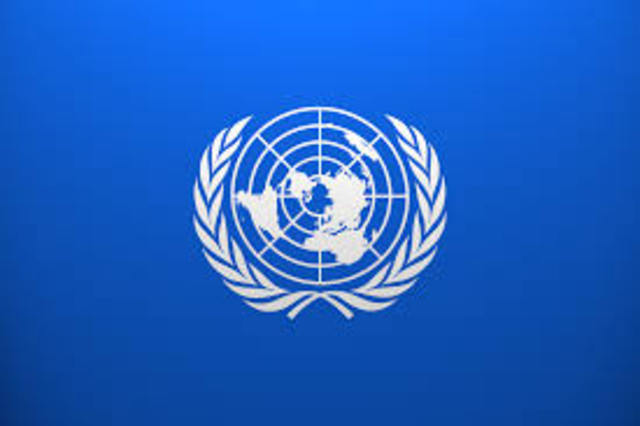 United Nations is born