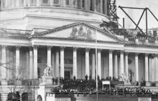 Lincolns Inaugural speech