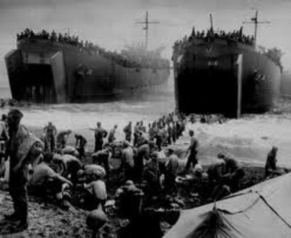 US invasion of Philipeens