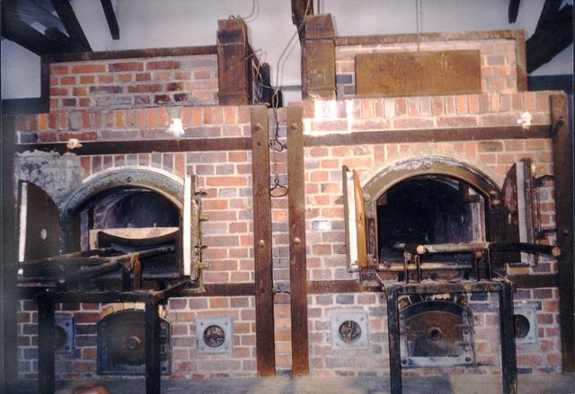 New crematorys built at Auschwitz