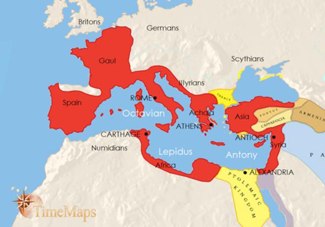The End: Romans Destroy Greece
