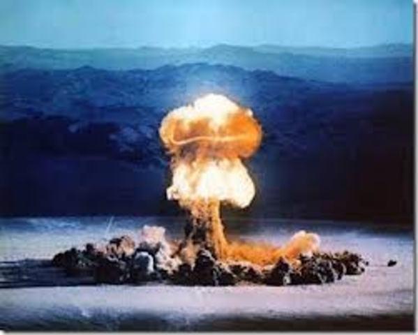 China's atomic bomb