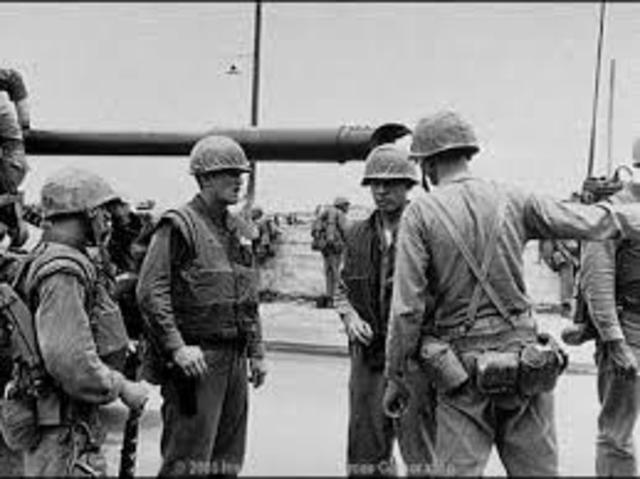 U.S. troops in dominican republic