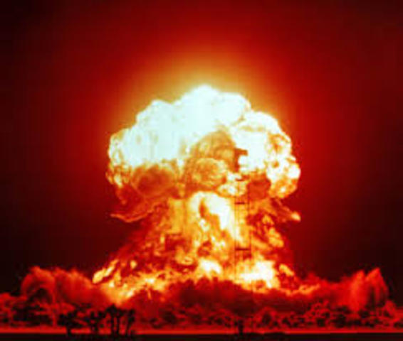 U.S. begins bombing