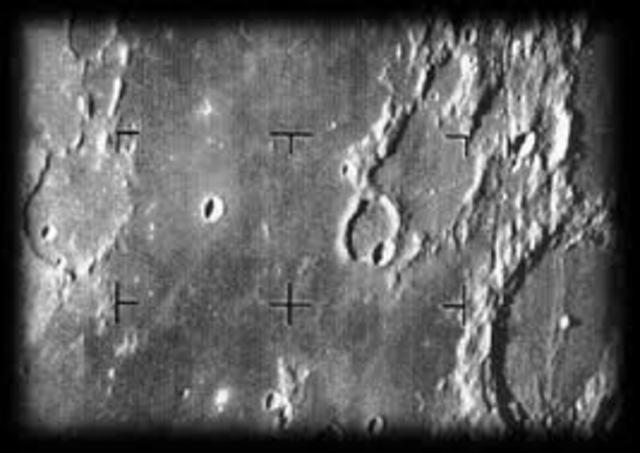 First close range image