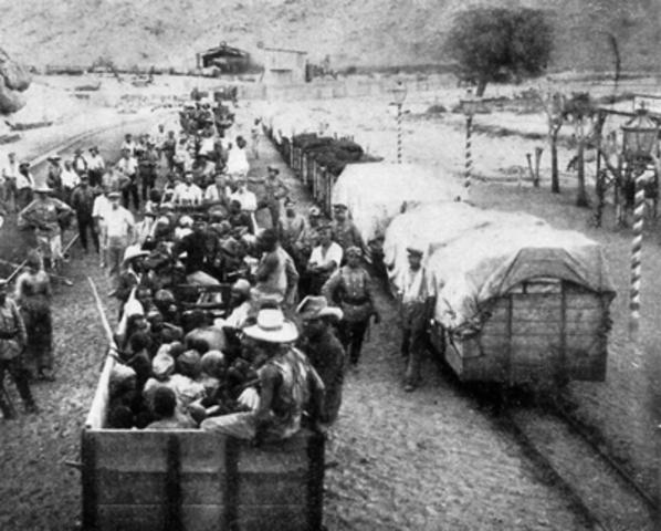 concentration camps (genecide)