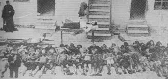 Armistice Massacre