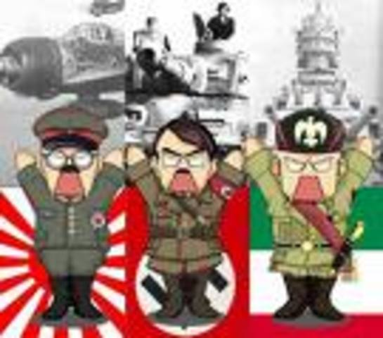 axis powers