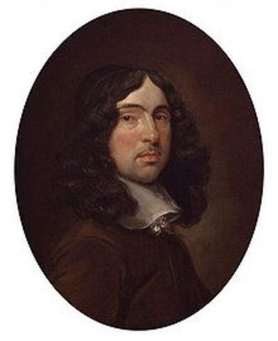 Andrew Marvell (Birth)