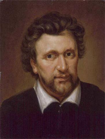 Robert Herrick (Birth)