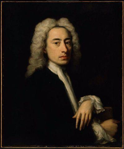 Alexander Pope (Birth)