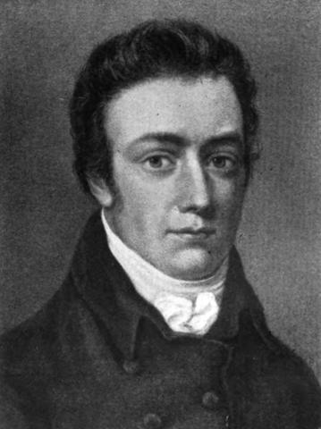 Samuel Taylor Coleridge (Birth)