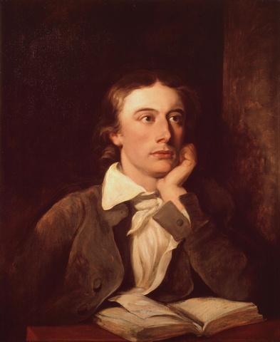 John Keats (Birth)