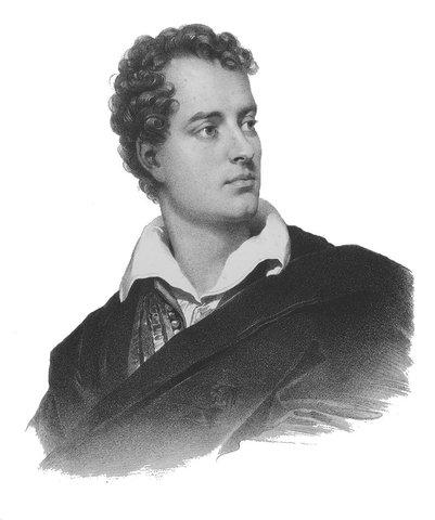 George Gordon Byron (Birth)