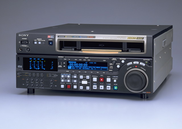 Sony, Ampex and RCA's First VTR