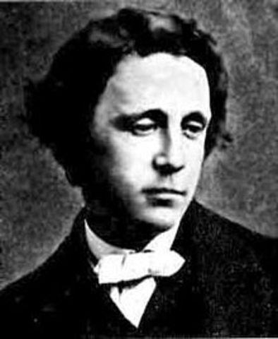 Lewis Carroll (Birth)