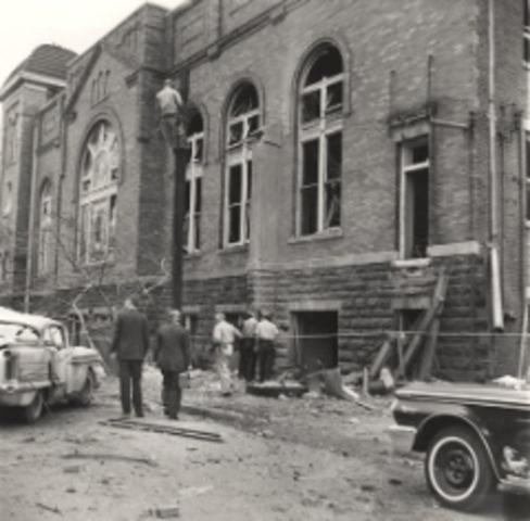16th St. Church Bombing