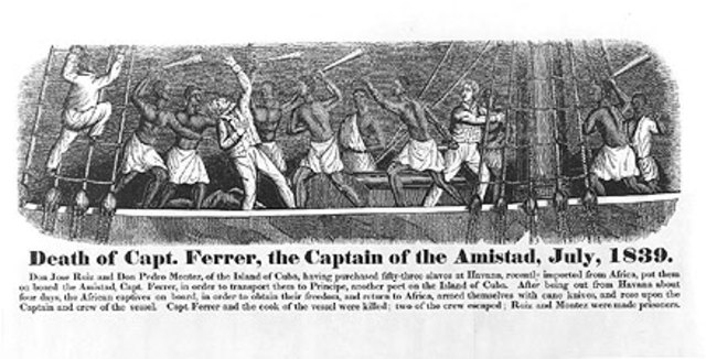 Amistad Revolt