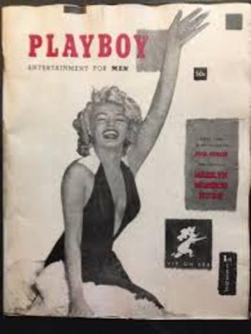 The First Playboy Magazine