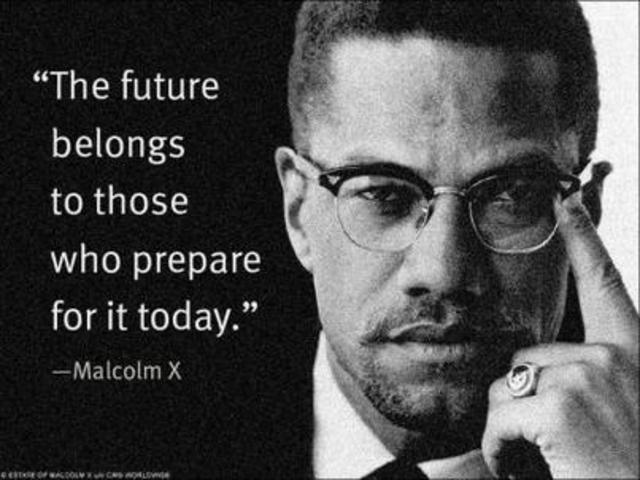 Assassination Malcolm X