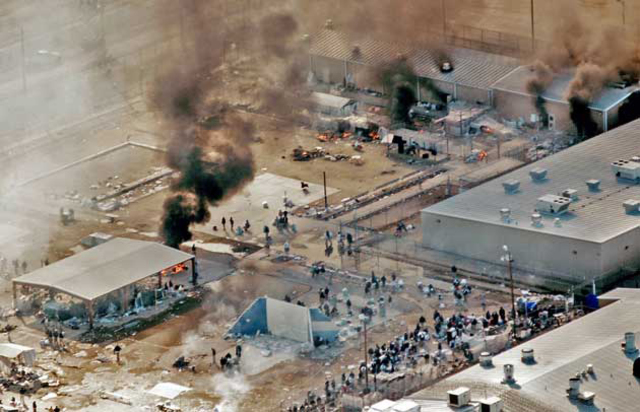 Phoenix, Arizona riot