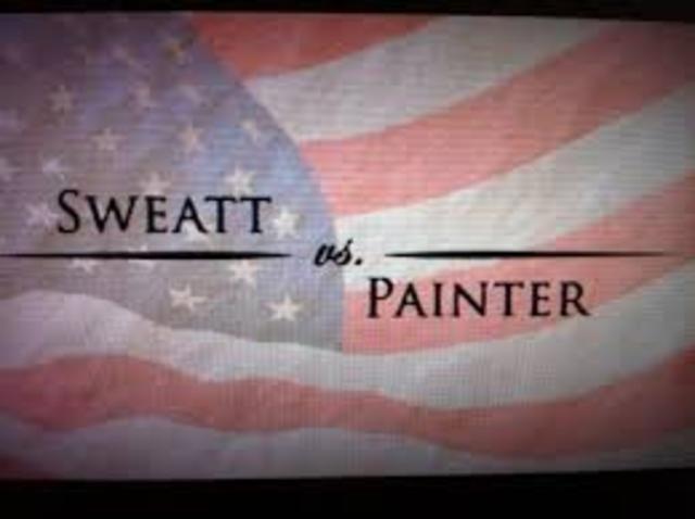 Sweatt Vs. Painter (Day of SC Decision)