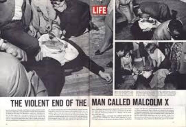 Assassination of Malcom X