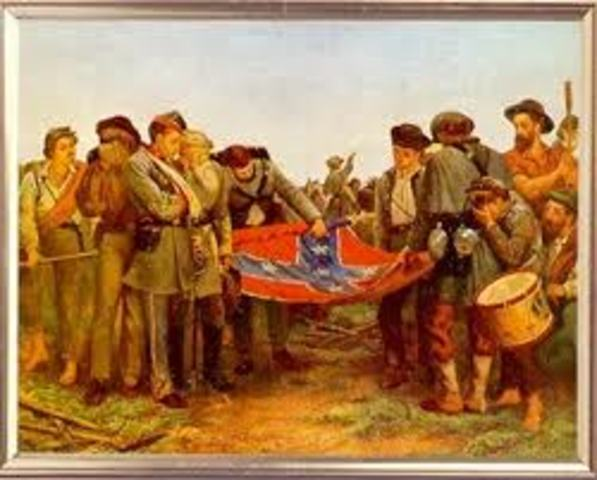 End of Civil War