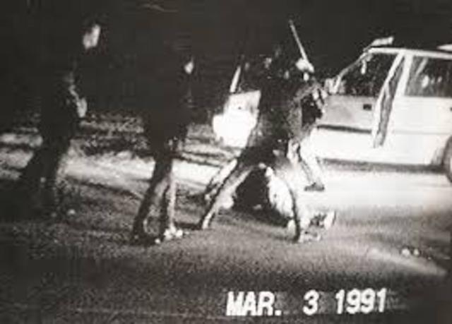 Beating of Rodney King