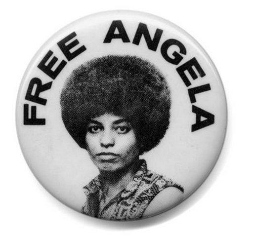 Arrest of Angela Davis