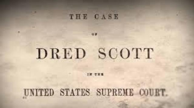 Scott Vs. Sanford (Day of SC Decision)